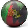 DV8 Pitbull Bark Bowling Ball- Black/Red/Green