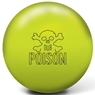 DV8 Poison Bowling Ball- Halogen Yellow