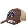 Storm Trucker Patch Hat - Khaki