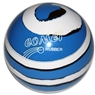 "Candlepin EPCO Urethane Commet Pro Rubber Bowling Ball 4.5""- Royal/Black/White"
