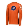 Ebonite Youth Flux Shirt Long Sleeve