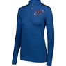 Columbia 300 Ladies Striated 1/2 Zip Pullover