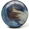 DV8 Turmoil 2 Pearl PRE-DRILLED Bowling Ball- Navy/Sky Blue/White Pearl