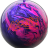 Columbia 300 Messenger PRE-DRILLED Bowling Ball - Pink/Purple