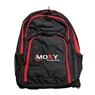 Moxy Uno Superior Single Ball Backpack- Red/Black