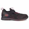 Dexter Mens Pro BOA Black/Red Bowling Shoes