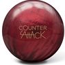 Radical Counter Attack Pearl PRE-DRILLED Bowling Ball- Red Pearl