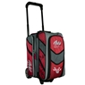 Motiv Vault 2 Ball Roller Bowling Bag- Red