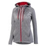 Augusta Ladies Zoe Tonal Heather Full Zip Hoodie