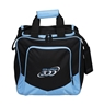Columbia 300 White Dot Single Bowling Bag- Sky Blue