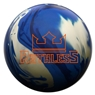 Hammer Ruthless Bowling Ball - Black/Dark Blue/White