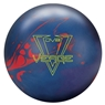 DV8 Verge Bowling Ball- Navy/Purple/Crimson