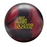 Radical The Closer Bowling Ball- Burgundy/Black