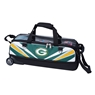 Green Bay Packers Slim Triple Tote Bowling Bag