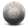 Columbia 300 Blue Dot PRE-DRILLED Bowling Ball - Silver