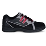 KR Strikeforce Men's Ignite Right Hand Bowling Shoes - Black/Grey/Red