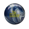 Radical The Closer Pearl Bowling Ball - Midnight Blue/Silver/White