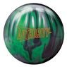 Columbia 300 Authority Bowling Ball - Black/Lime/Silver