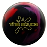 Hammer The Sauce Bowling Ball- Red/Black/Magenta