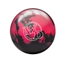 Columbia 300  White Dot Bowling Ball- Pink/Black