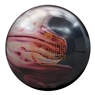 DV8 Decree Pearl Bowling Ball  - Red/White/Black