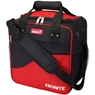 Ebonite Basic Single Bowling Bag- Red