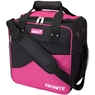 Ebonite Basic Single Bowling Bag- Pink