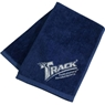 Track Bowling Towel- Blue