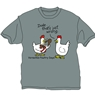 """DUDE- That's Wrong"" Poultry Days Unisex T-Shirt"