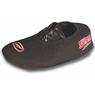 Storm Shoe Covers- Black/Red