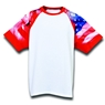 USA Patriotic Youth Designer T-Shirt from Everyday Life- 2 Colors