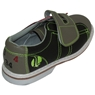 Linds Youth 300 Classic Rental Glow Bowling Shoes- Velcro