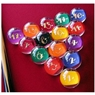 EPCO Clear Rocco Style Billiard/Pool Ball Set
