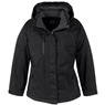Ash City Ladies Two-Tone Textured Insulated Jacket