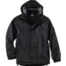 Ash City Mens 3-IN-1 Seam-Sealed Hooded Jacket