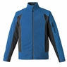 Ash City Mens Generate Textured Fleece Jacket