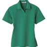Ash City Ladies Interlock Polo Shirt