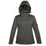 North End Rivet Ladies Insulated Jacket
