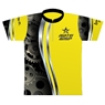 Roto Grip Bowling Black/Yellow Dye-Sublimated Jersey