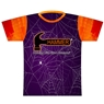 Hammer Bowling Purple Dye-Sublimated Jersey