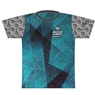 Roto Grip Bowling Teal Felt Dye-Sublimated Jersey