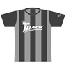 Track Bowling Gray/Light Gray Dye-Sublimated Jersey