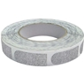Real Bowlers Tape Silver Roll of 500- 3/4 Inch