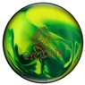 Ebonite Cyclone Bowling Ball- Yellow/Green Pearl