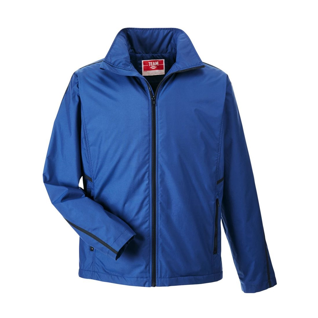 Team 365 Conquest Unisex Jacket with Fleece Lining
