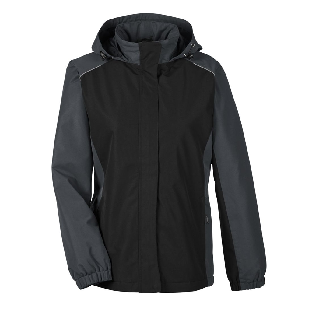 Ash City Core 365 Ladies Inspire Colorblock All-Season Jacket