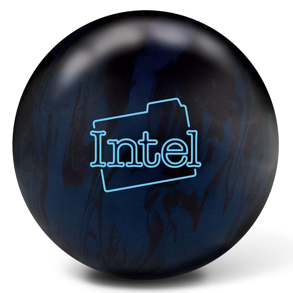 Radical Intel Bowling Ball- Navy/Black