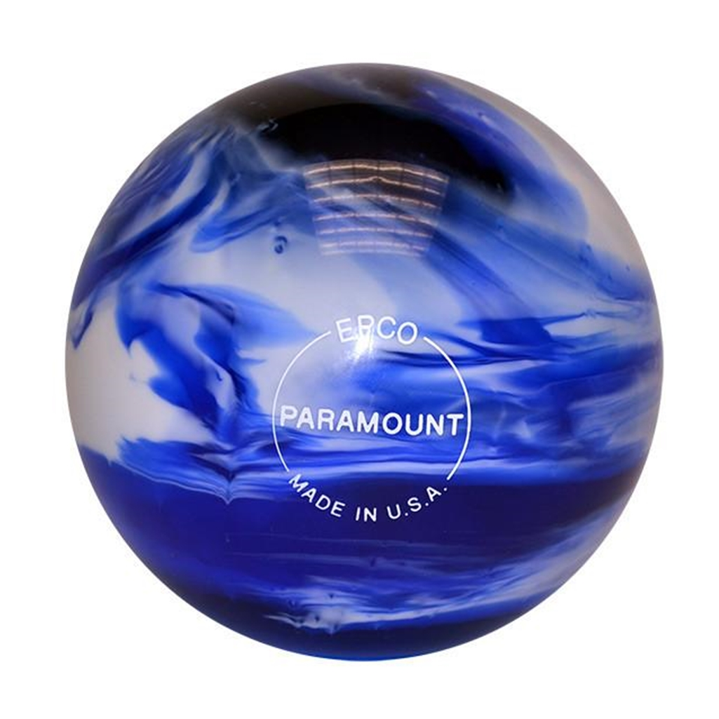 "Candlepin Paramount Light Weight Bowling Ball 4.5""- Blue/White"