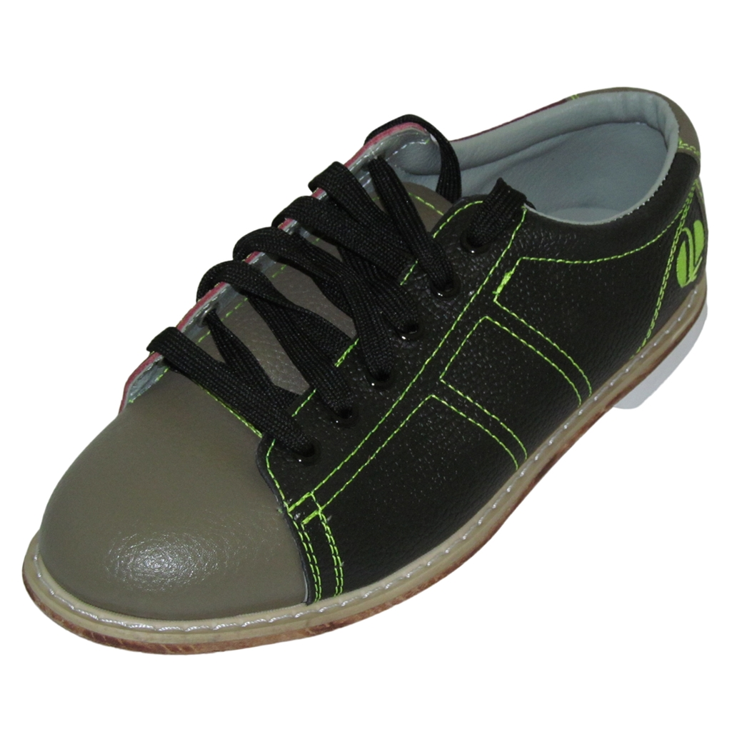 Linds Youth 300 Classic Rental Glow Bowling Shoes- Laces