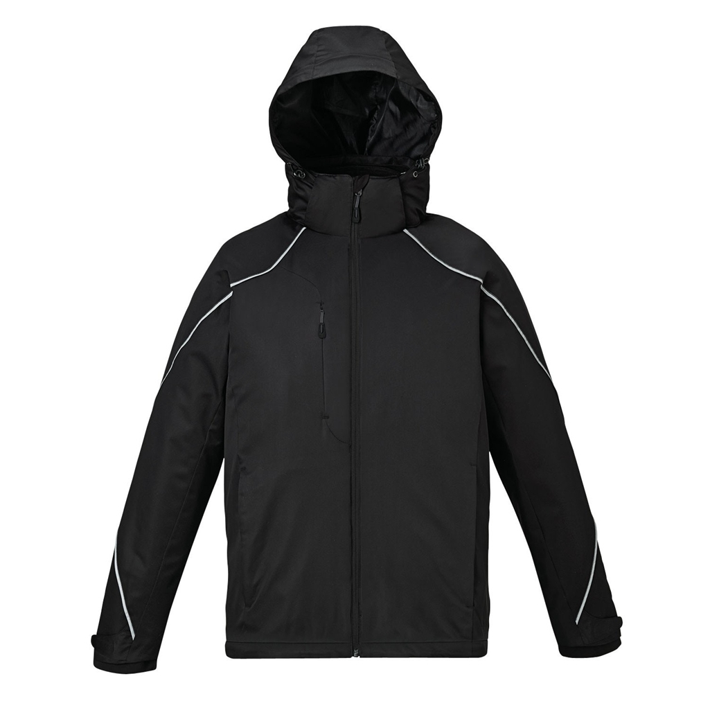 Ash City Mens Angle 3 in 1 Jacket